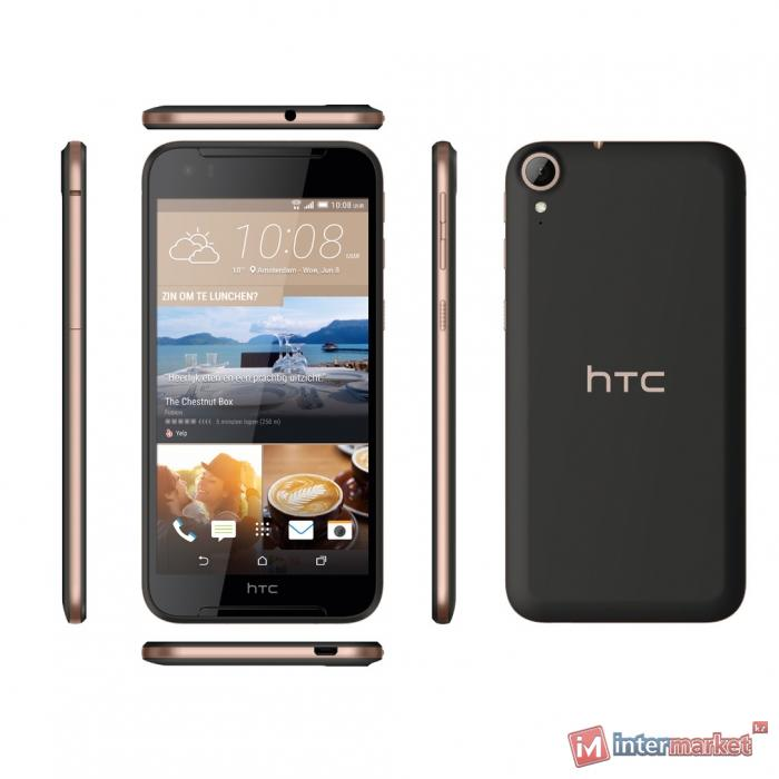 Смартфон HTC Desire 830 Dual Sim, Gold