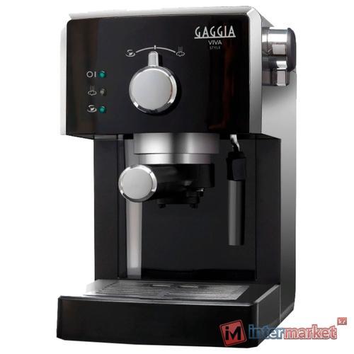 Кофеварка рожковая Gaggia Viva Style