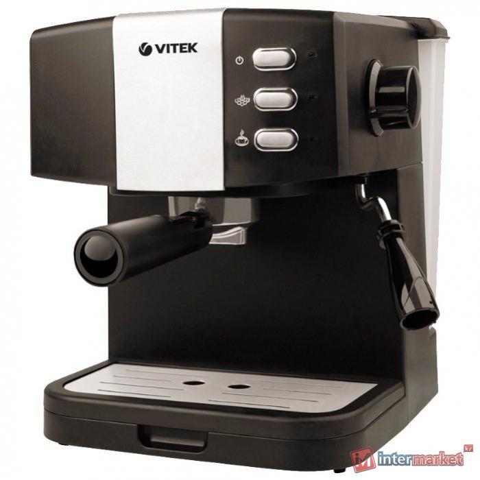 Кофеварка рожковая VITEK VT-1523