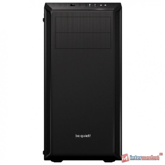 Компьютерный корпус, Bequiet!, Pure Base 600, BGW21, Стеклянная дверца, Без Б/П, ATX PS/2, ATX/ M-ATX/ Mini-ITX, 2xUSB 3.0, Mic+Audio, Черный