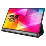 "Монитор ASUS MB16AC IPS,15,6"",16:9 FHD (1920x1080x60Hz),220cd/m2,800:1,178/178,5ms,USB Type С"