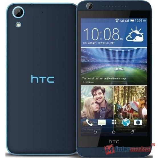 Смартфон HTC Desire 626G Dual SIM, Blue