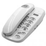 Телефон проводной Texet TX-238 белый
